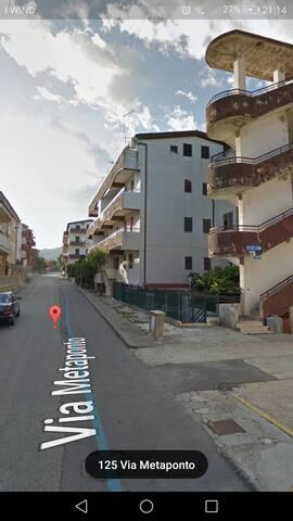 6 posti. Appartamento a 80 metri dalla spiaggia.