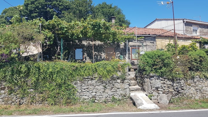 Typical Stone House