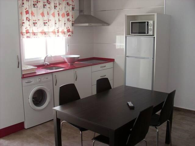 Neues Apartment Nr. 4 mit Gemeinschaftspool - Conil de la Frontera - Apartment