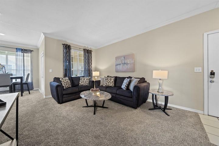 Apartment in Tulsa near Cancer Center, ALL BILLS PAID