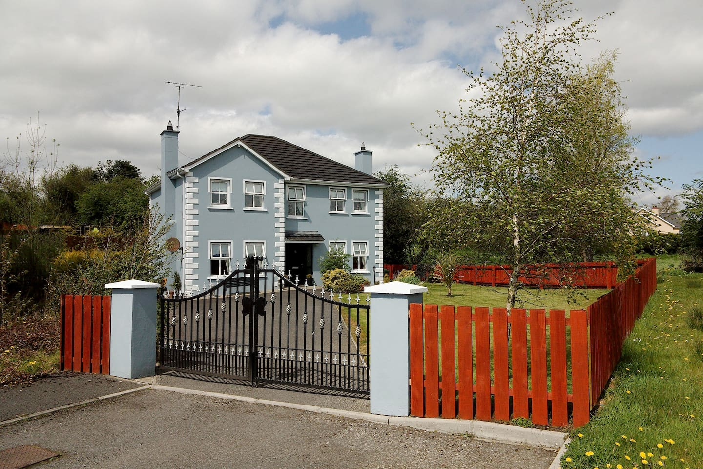 Donegal Countryside Home
