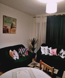 Un lugar centrico y  tranquilo - Badajoz - Wohnung