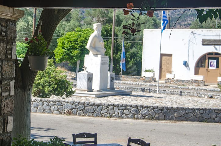 Platanos Anopoli Sfakia Mountain View double room - Nerokouros - Andre