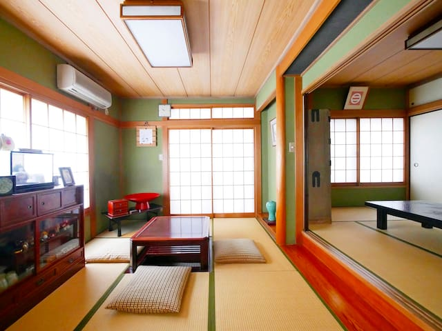 NEW YEAR SALE! Very traditional Japan house