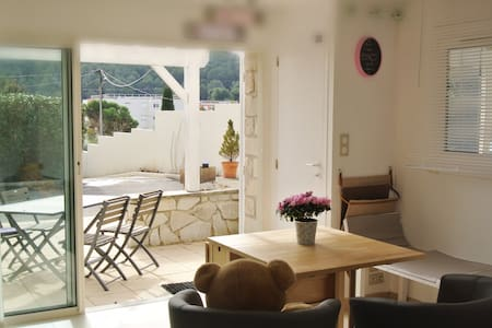 Appartement sympa pour 2 pas loin de Cassis