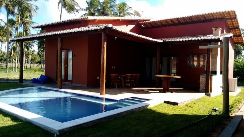 Charmosa casa na região São Miguel do Gostoso - State of Rio Grande do Norte - Casa