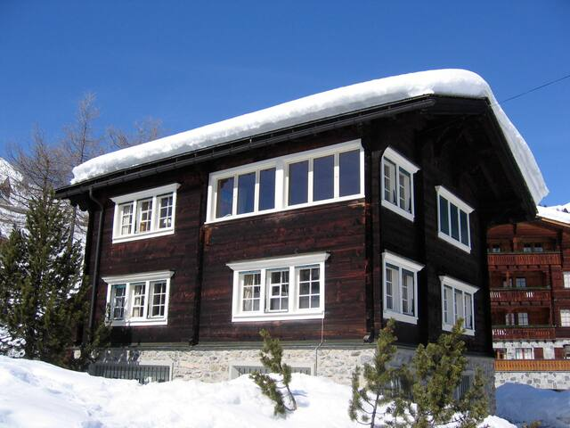 Chalet Güetli 6 Betten - Arosa - House