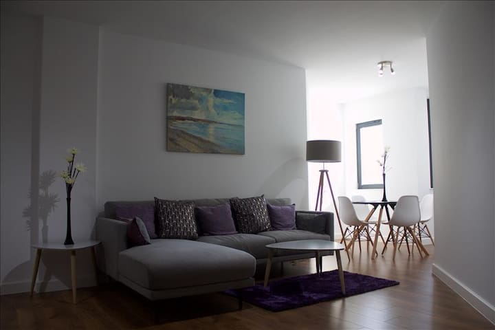 City Central Cathedral Apartments - 2 bed (40)