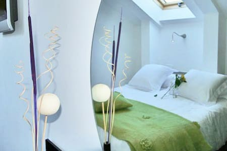 Double room with jacuzzi - El Barraco