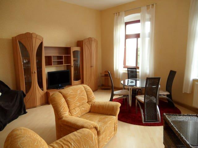 Gemütliche Wohnung  im Erzgebirge - Annaberg-Buchholz - Apartment