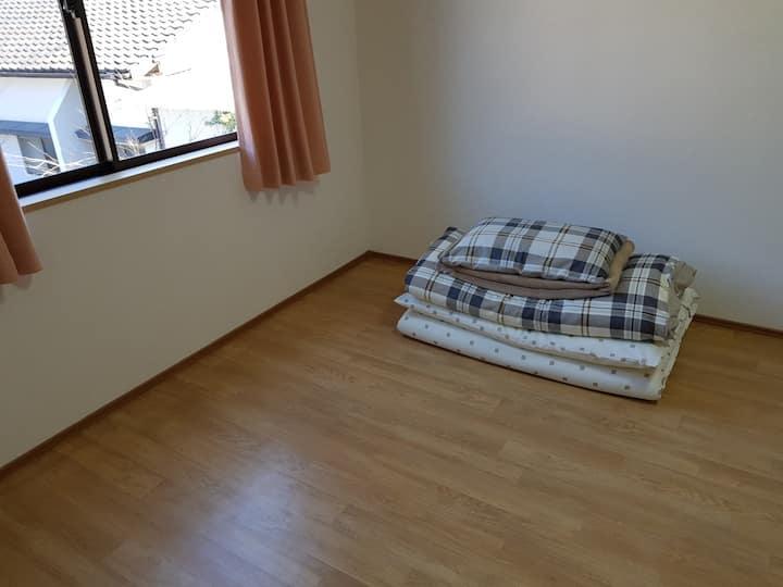 미도리 호스텔(Midori Guesthouse&Hostel) 1인실. 온돌방
