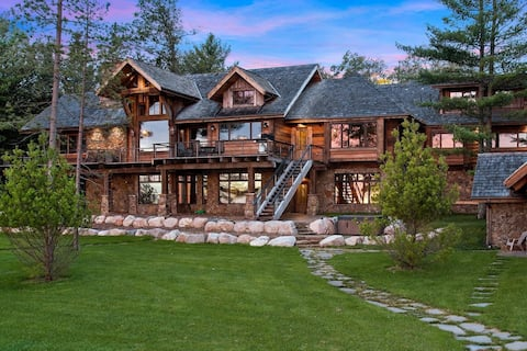 Gull Lakes Finest! Reclaimed Charm and Luxury