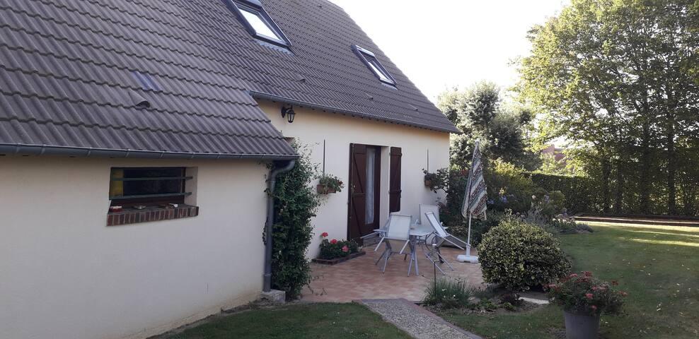 Chambre dans maison