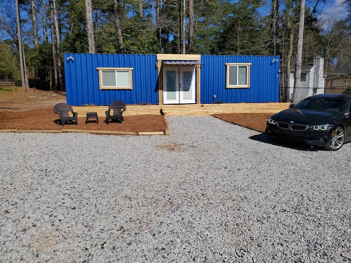 Cozy Urban Container Home close to Atlanta Airport