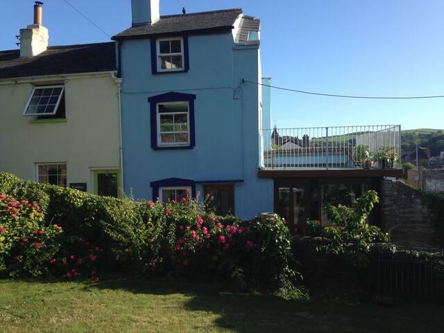 2 Bed Cottage on the Tarka Trail, Bideford