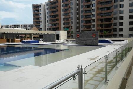 Hermoso apartamento Girardot,exclusivo condominio - Ricaurte - Huoneisto