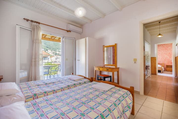 Dragana 2BR apts⭐No2 - 10min to Ipsos beach