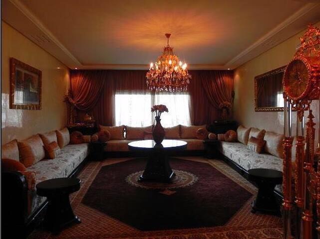 Bel appartement bien équipé - Mohammédia