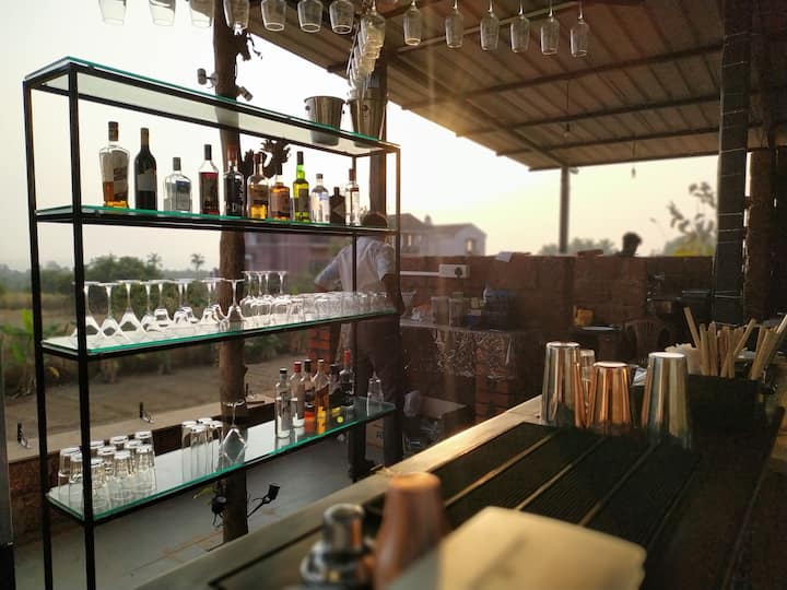 agonda sunset hostel 1