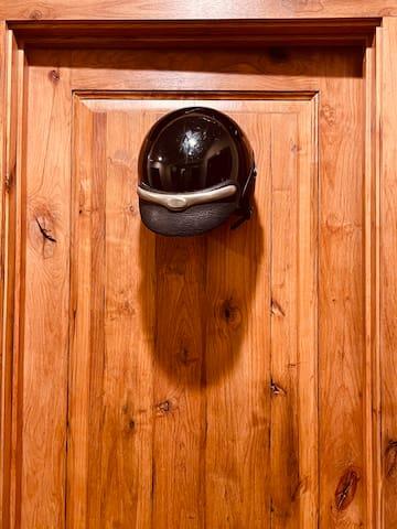 Sports Room Entry Door