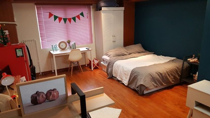 [Gangnam] Nambu Terminal Station Close Cozy Room