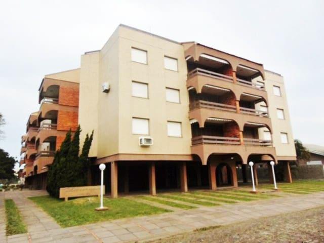 Apartamento confortável e amplo em Atlântida! - Xangri-Lá - Apartemen