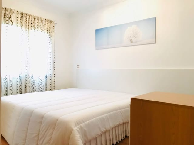 Yohanna's accommodation -Snow Room