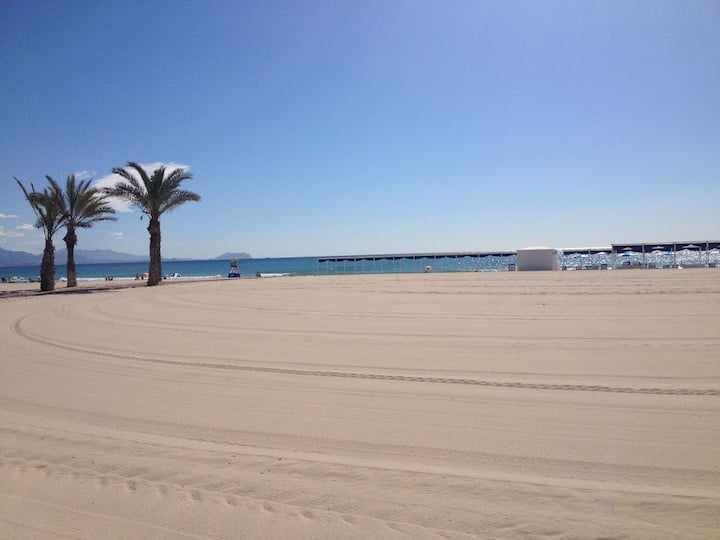 Penthouse by the beach! Playa San Juan, Alicante