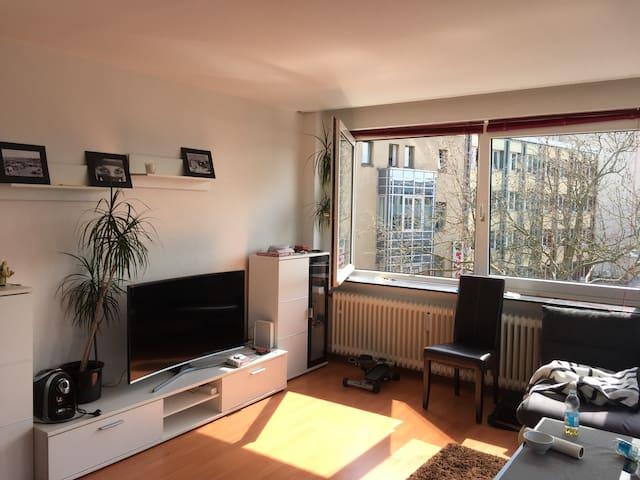 Tolle Wohnung in der Bochumer Innenstadt