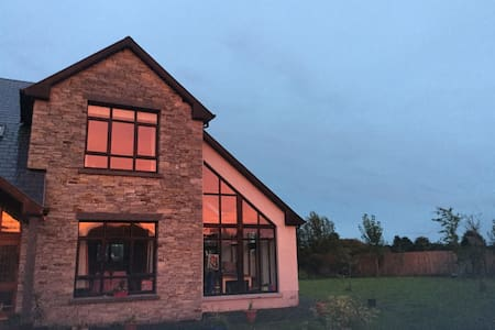 Large house big garden large rooms - Letterkenny - Casa