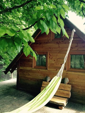 Alanis Treehouse - Ogens - Bed & Breakfast