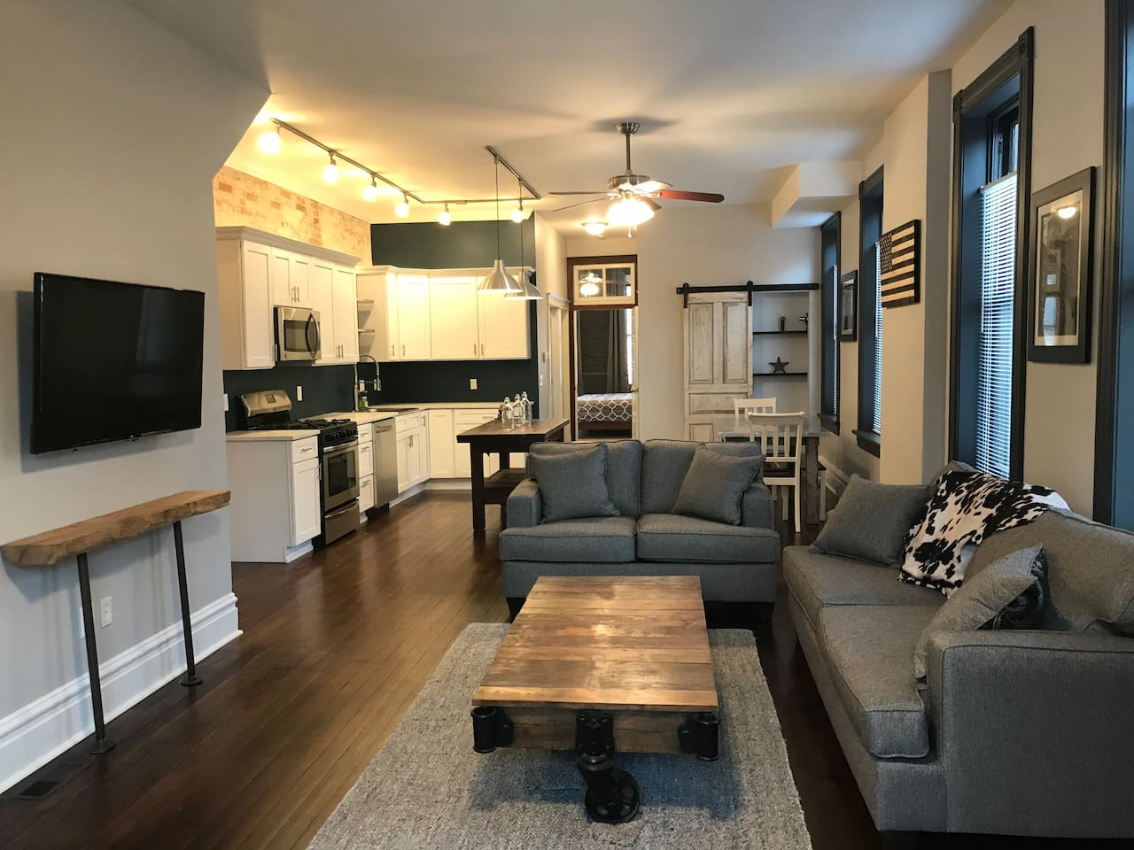 The BrewHaus located in historic Benton Park - Townhouses for Rent ...