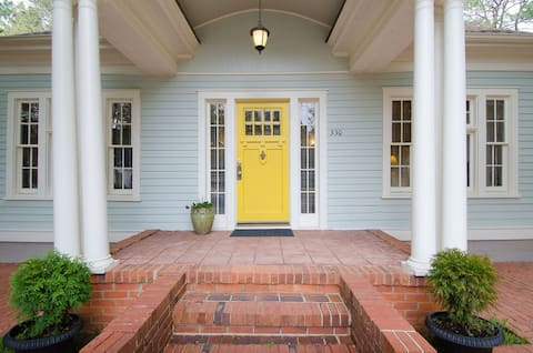 Cozy Cottage in Downtown Southern Pines
