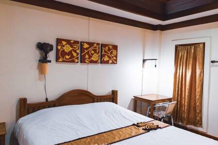 Signature King Room #1 in Chiang Rai City