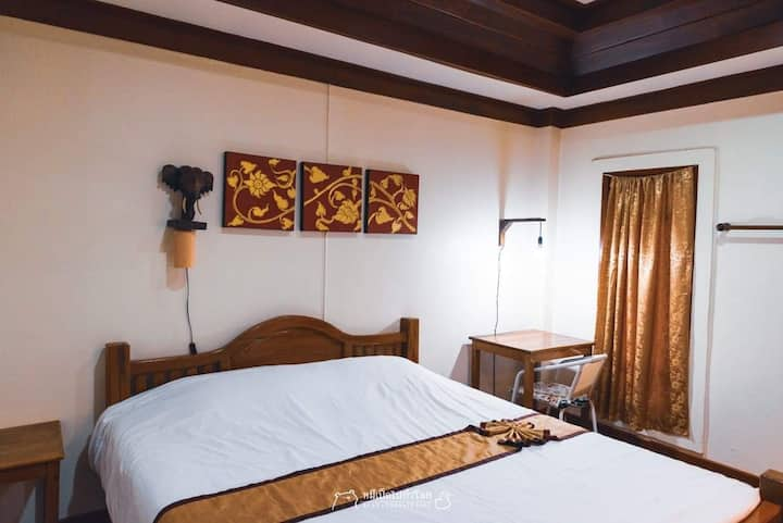 Signature King Room #1 in Chiang Rai City