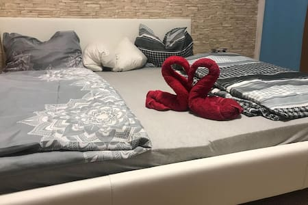 Private room is available in a 2 room Apartment