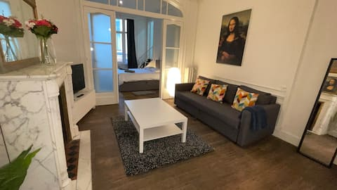 Stylish & Spacious Apartment - Brussels City