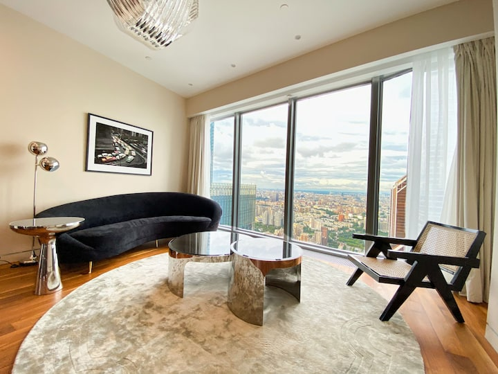 SkyRent24 Sky Dream apartments 63 floor МоскваСити