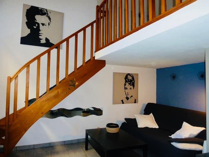 Studio centre historique d'Avignon