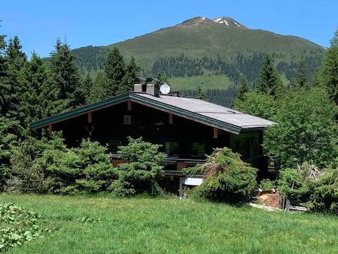 Квартира над хмарами на альпійському пасовищі