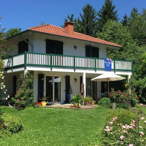Charmantes Landhaus in Rheinhessen - Neu-Bamberg - Haus