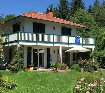 Charmantes Landhaus in Rheinhessen - Neu-Bamberg - Hus