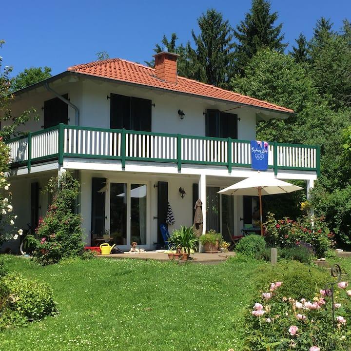 Charmantes Landhaus in Rheinhessen