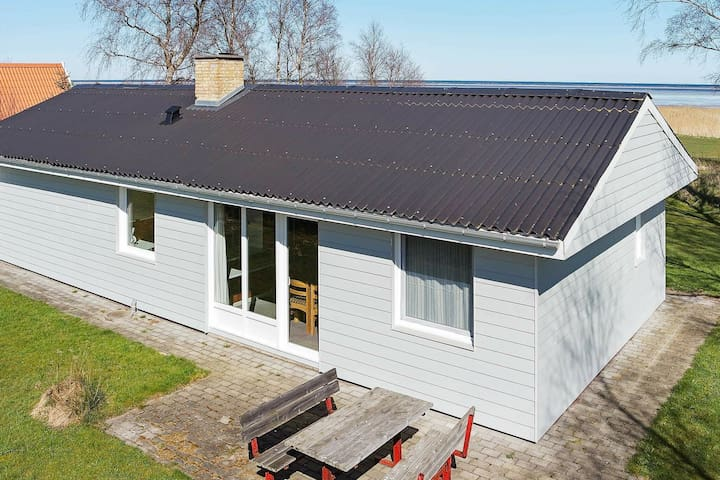 Beautiful Holiday Home in Hadsund with Terrace