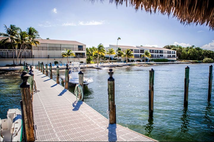 **March 2020 available due to cancellation!  Executive Bay, heated pool, beach, dock & more