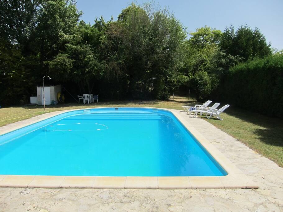 Croix Chabrol Pool