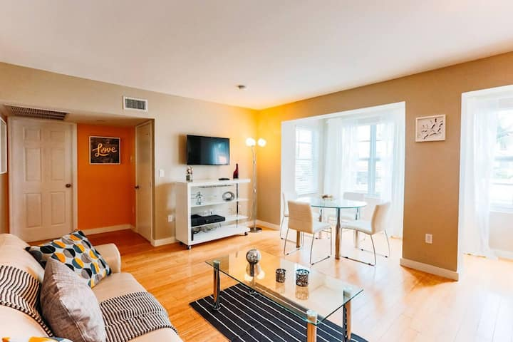 Beautiful 1bdr Bennet Apartment