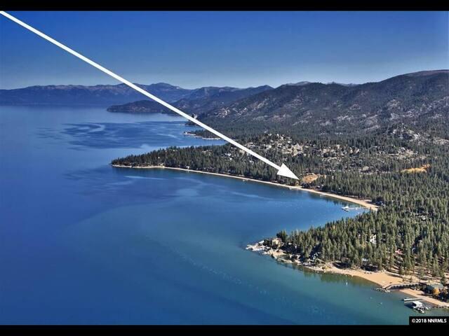 Lake Tahoe Beach and Ski Retreat