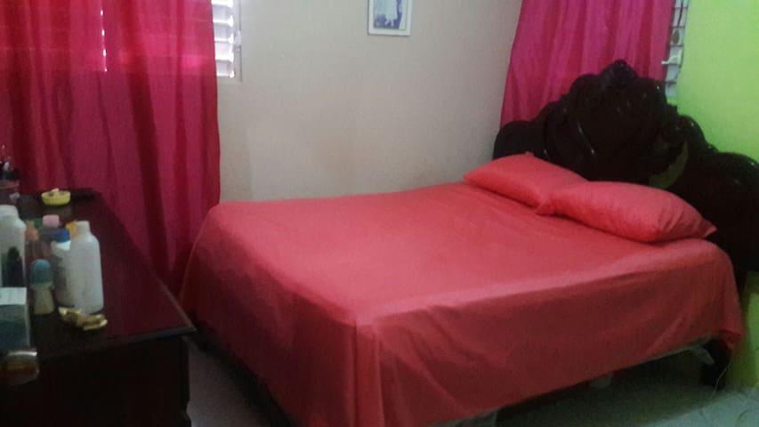 Habitación privada en partamento - Santo Domingo - Huoneisto