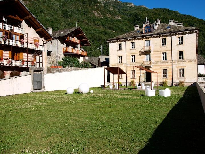 Villa Ottocento 209